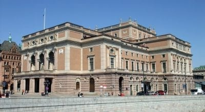 Stockholms Kungliga Opera | public building security solution