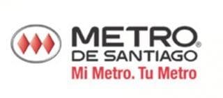 Metro de Santiago logo | Pacom clients