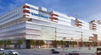 New Karolinska Hospital security solution | Security Management