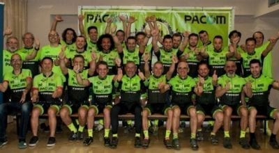 Club Ciclista DoYouBike-PACOM security solution | security management