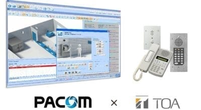 IP Intercom Solutions Security Solution | Security Management