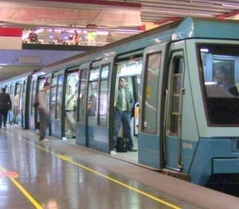 metro transportation system security solution