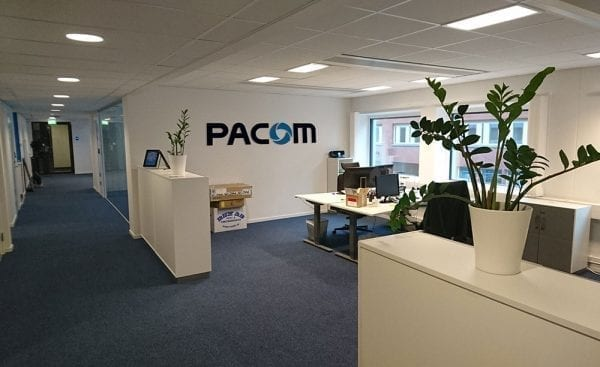 PACOM offices