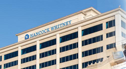 Hancock Whitney Header